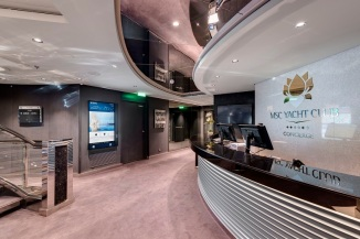 MSC Meraviglia, MSC Yacht Club - Concierge Area
