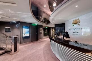 MSC Meraviglia, MSC Yacht Club - Concierge Area