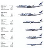 Finnair-Fleet