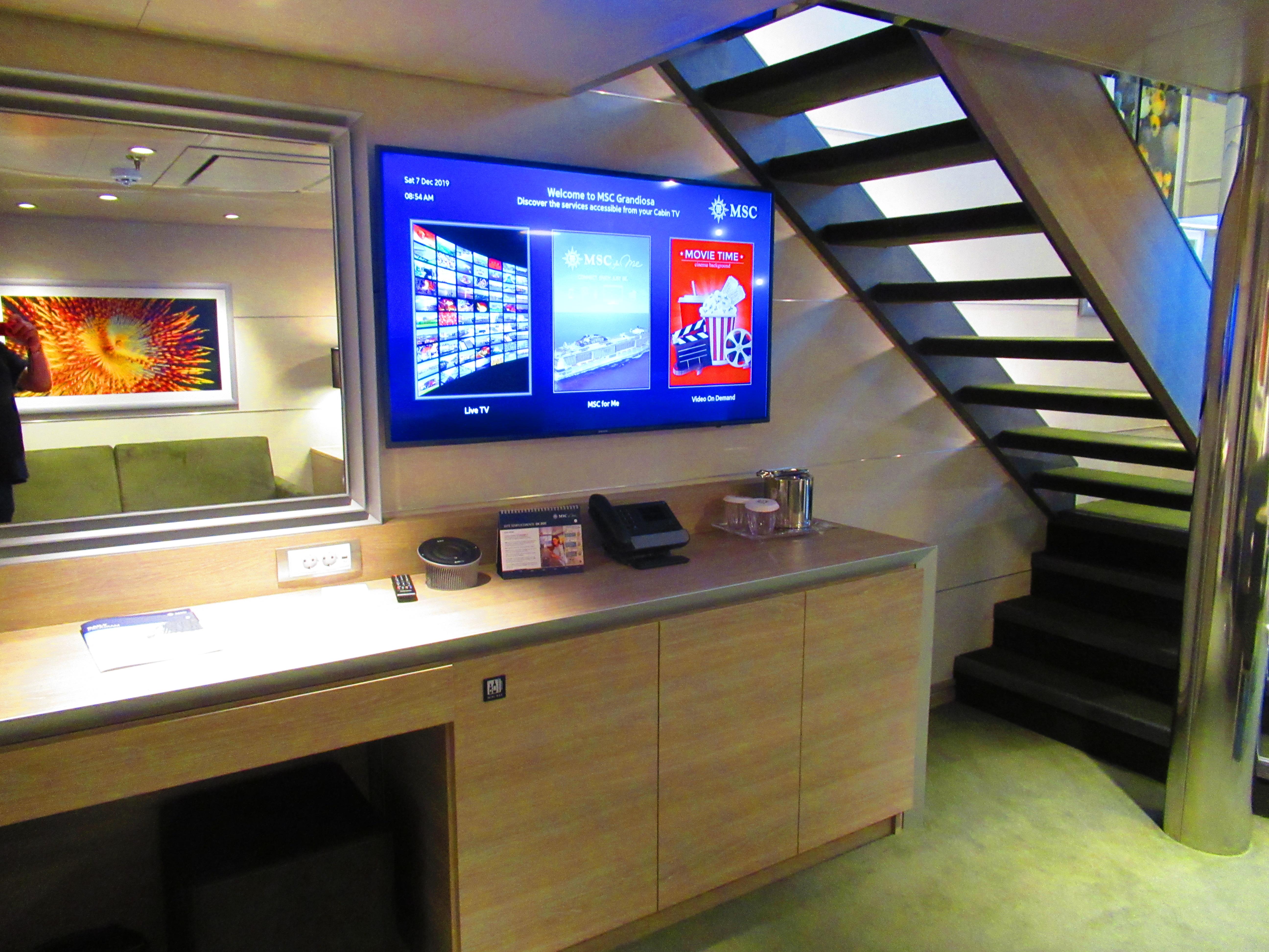 SQUADRA GRANDIOSA – 7 days on the newest MSC ship ...