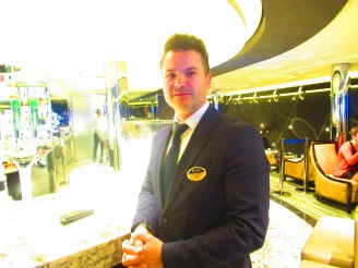 Bar Manager Alin Tocu