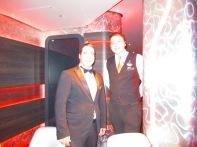 Carousel Lounge Manager, Onur Mandenoglu